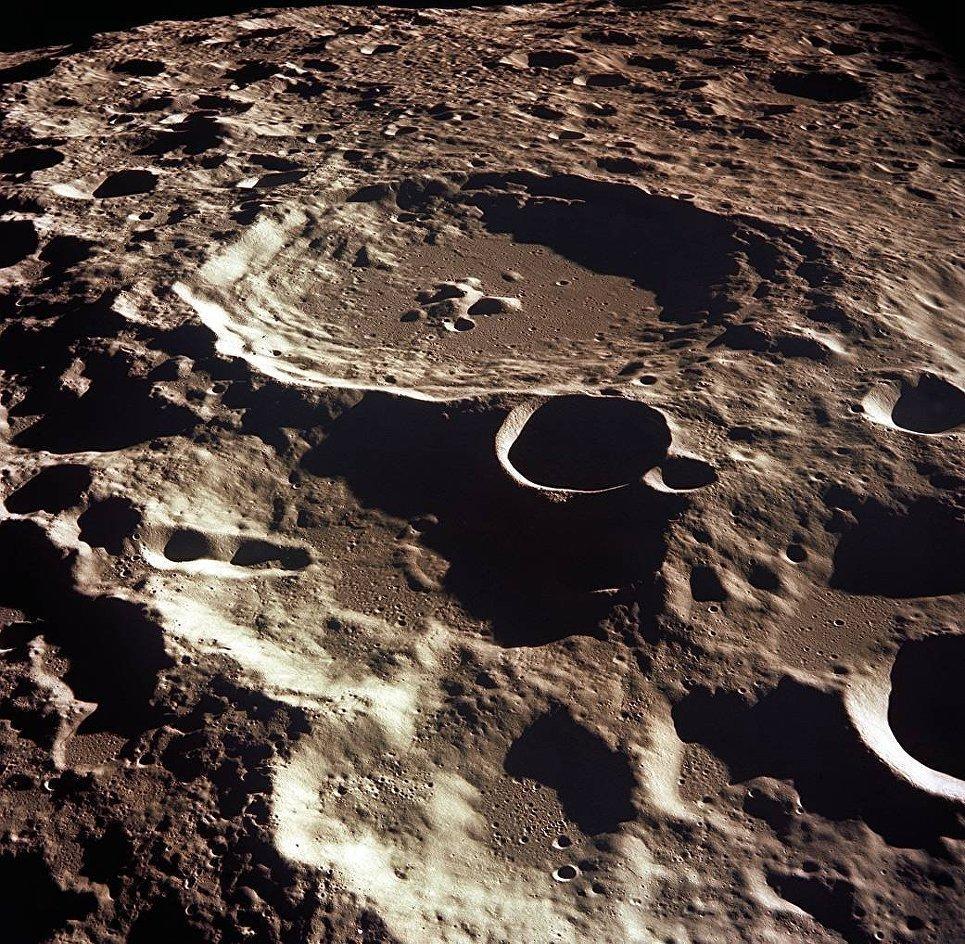 Los diversos 'looks' de la Luna, en imágenes