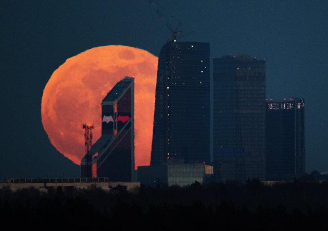Moscow City, el Centro Internacional de Negocios de Moscú