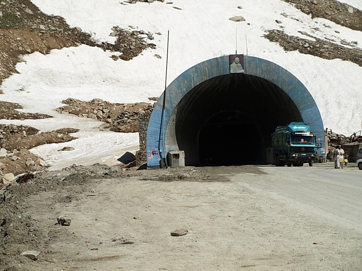 El túnel de Salang