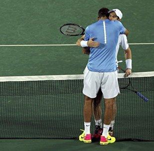 La final olímpica entre Murray y Del Potro