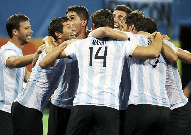 Selección argentina de hockey sobre césped