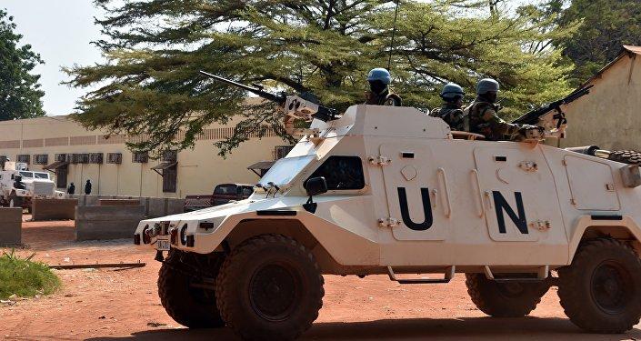 Pacificadores de la ONU (Archivo)