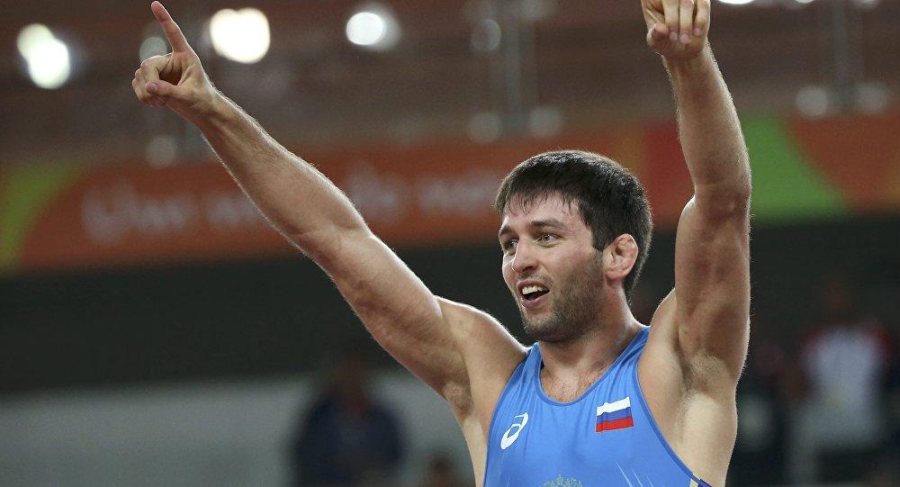 Soslan Ramonov, deportista ruso