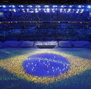 La ceremonia de clausura de los Juegos de Río 2016
