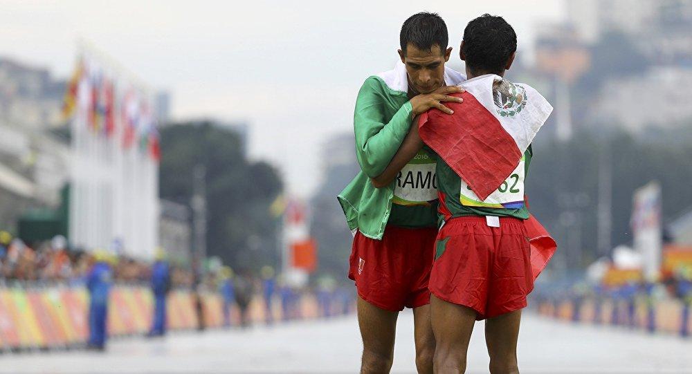 Los atletas de México en los JJOO de Río