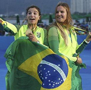 Deportistas brasileñas