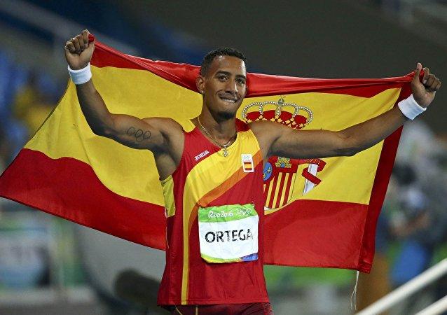 Orlando Ortega, el cubano de España