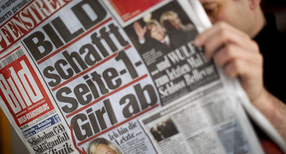 Bild, periódico aleman