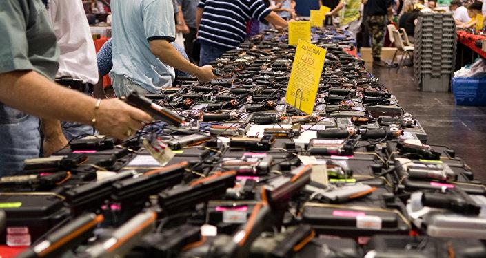 Armas (imagen referencial)