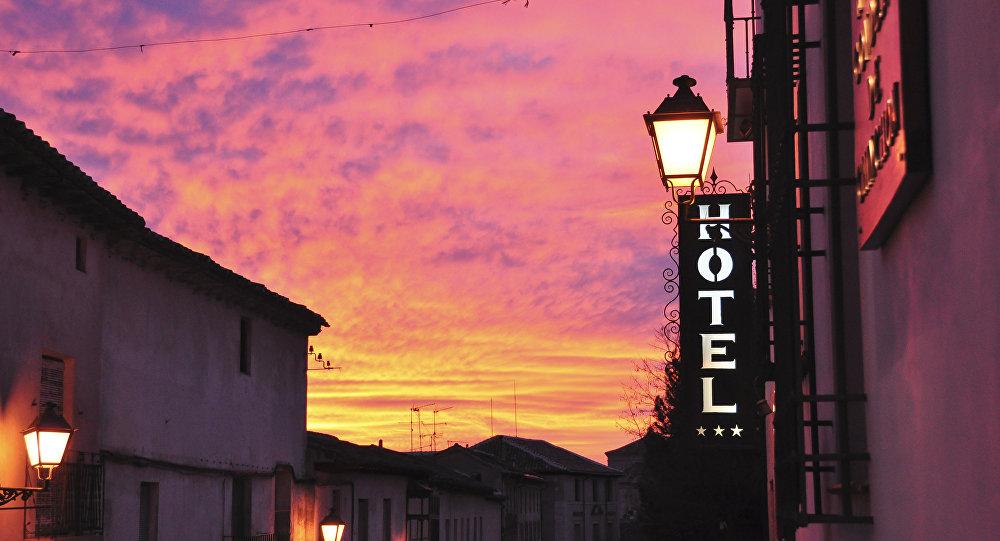 Un hotel en España