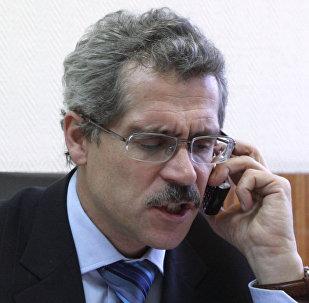 Grigori Ródchenkov, el exjefe del laboratorio antidopaje de Moscú (archivo)