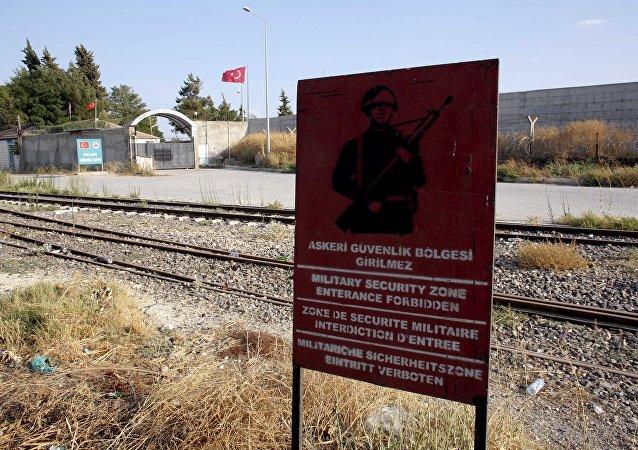 La ciudad turca de Karkamis