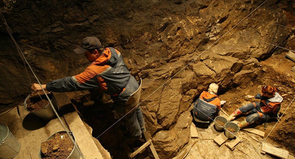 Excavaciones (imagen referencial)