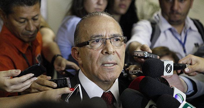 Eliseu Padilha, ministro de la Casa Civil de Brasil