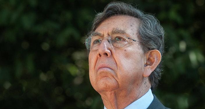 Cuauhtémoc Cárdenas, líder histórico de la izquierda mexicana