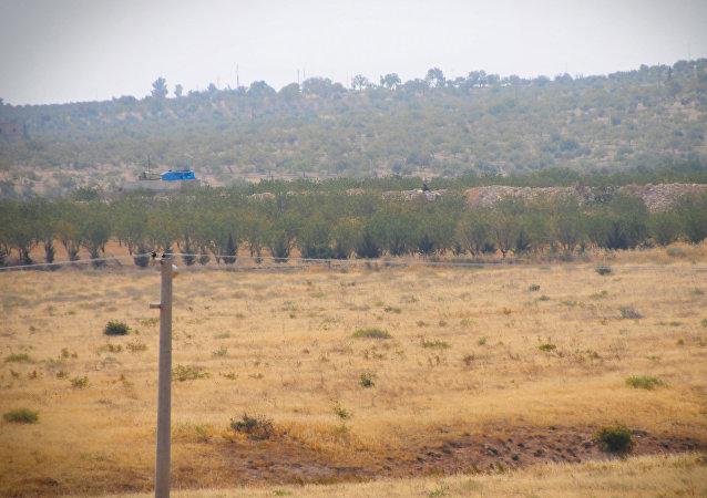 Situación en Yarabulus