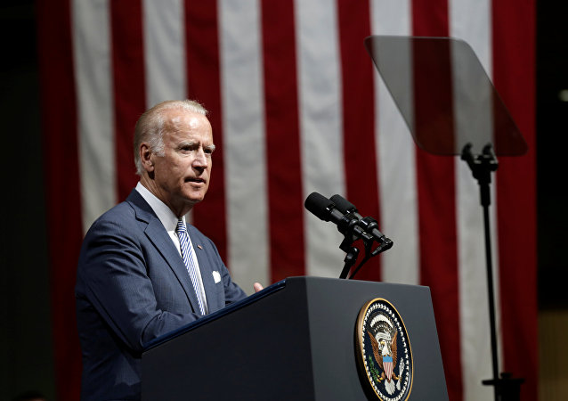 Joe Biden, precandidato demócrata a la presidencia de EEUU (archivo)