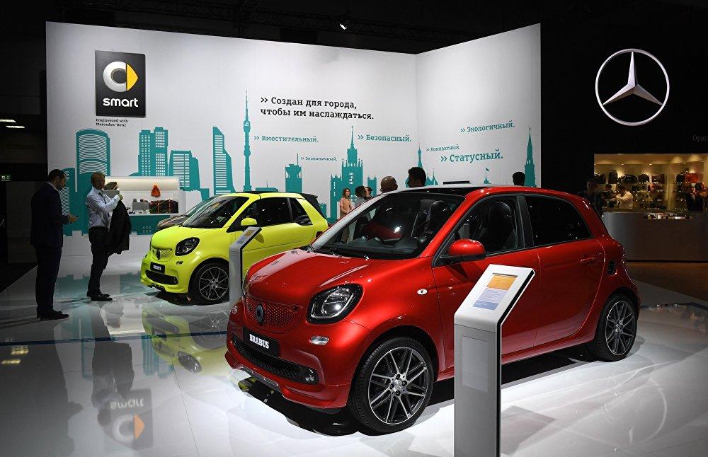 Sorpresas y novedades en el Salón Internacional del Automóvil de Moscú 2016