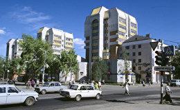 La ciudad de Syktyvkar