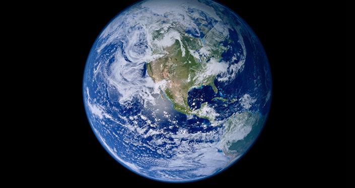 Alucinantes Imágenes De Nuestro Planeta Desde El Satélite Más