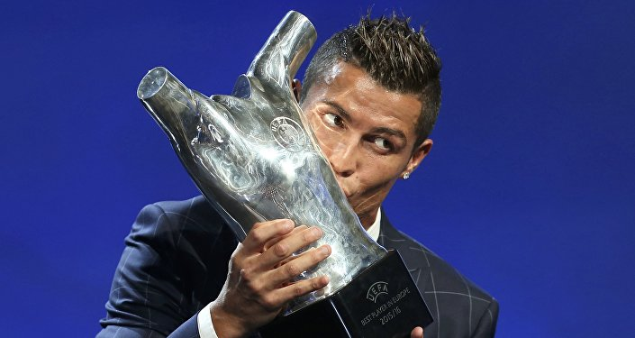 Cristiano Ronaldo, futbolista portugués (archivo)