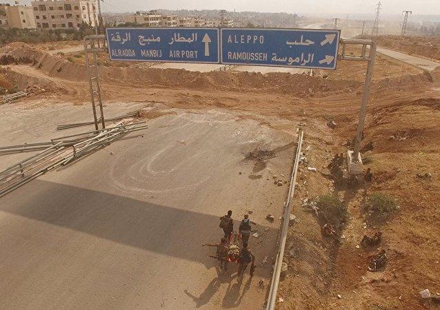 La sitación en Siria