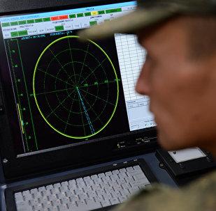 Maniobras de las unidades de guerra electrónica rusas (imagen referencial)