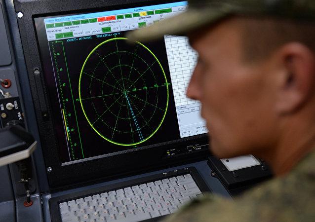 Maniobras de las unidades de guerra electrónica rusas (archivo)