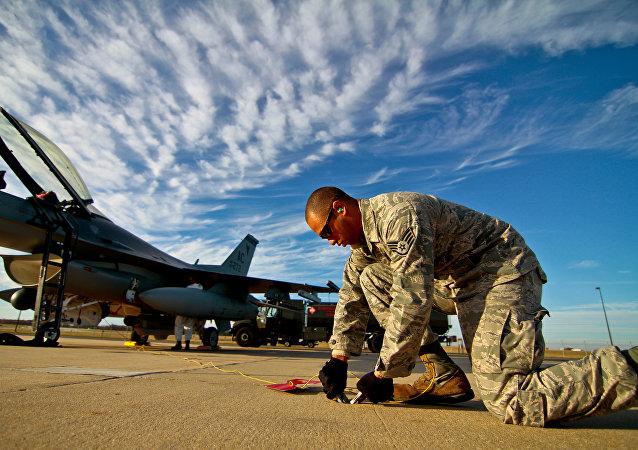 La Fuerza Aérea de EEUU