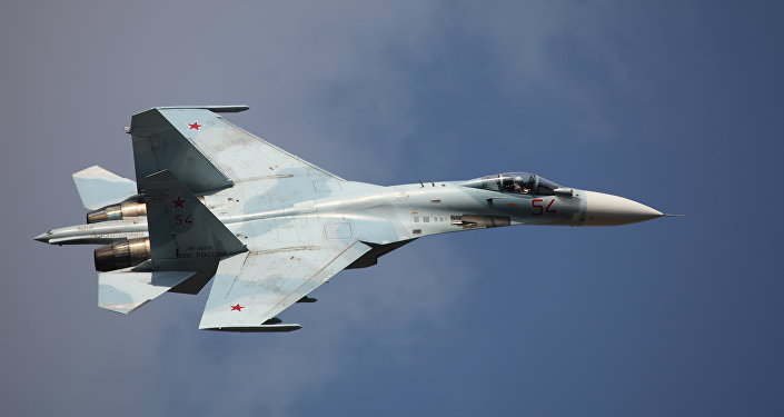 Caza Su-27SK