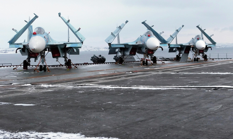 Sukhoi Su-33