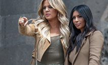 Las hermanas Kardashians