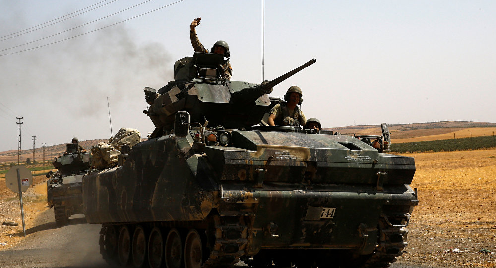 Escalada del conflicto en Siria (Archivo)