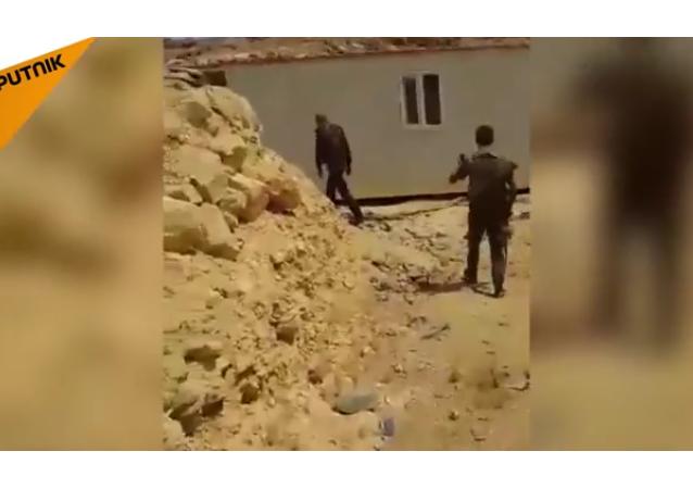 Vídeo: campamento secreto de entrenamiento de la élite de Daesh