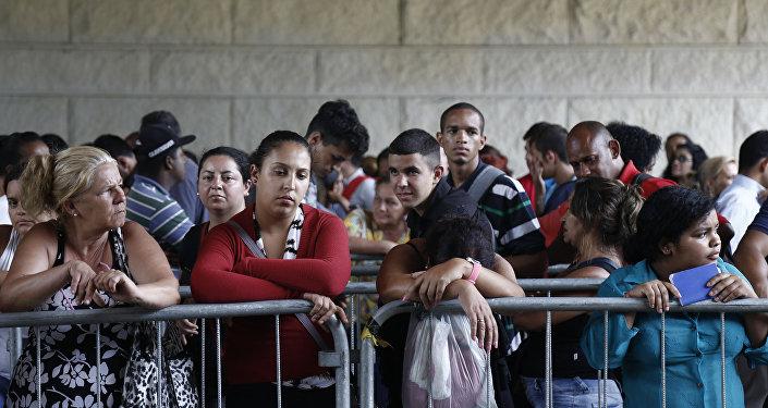 El paro en Brasil (archivo)