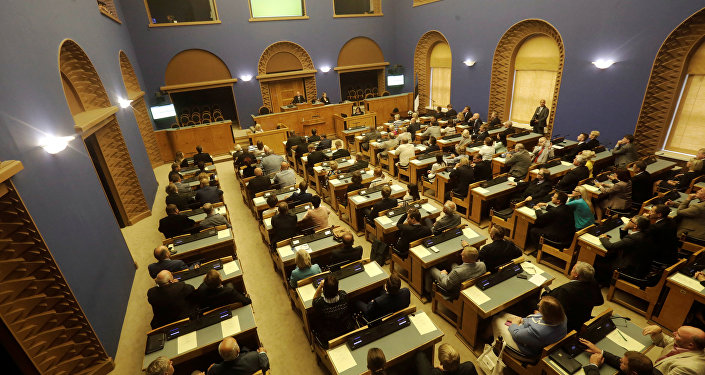Las elecciones presidenciales en Estonia