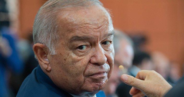 Islam Karímov, presidente de Uzbekistán
