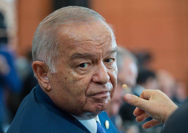 Islam Karímov, expresidente de Uzbekistán