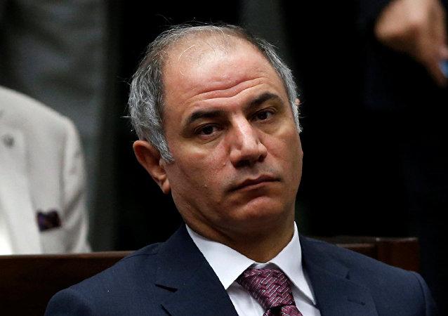 Efkan Ala, el exministro del Interior de Turquía