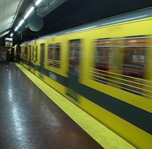 Metro de Buenos Aires, Argentina (imagen referencial)