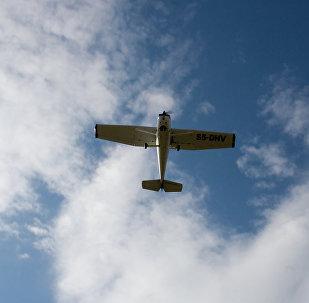 Avioneta Cessna 172