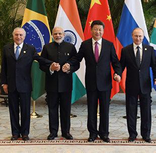 Vladímir Putin acude a cita informal de líderes de BRICS al margen del G20