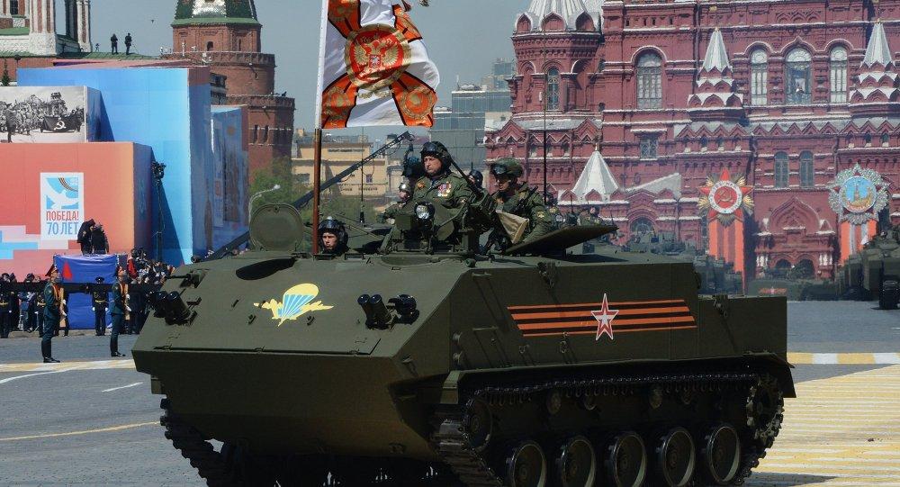 Transporte blindado Rakushka