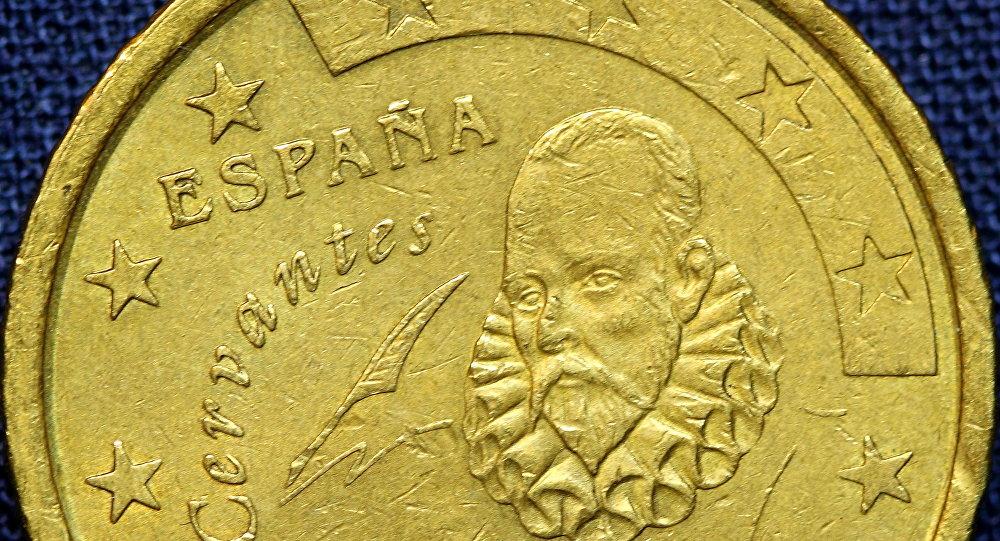 Un euro de España