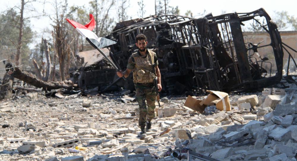 Soldado sirio