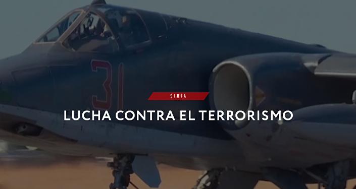 Siria: la lucha contra el terrorismo