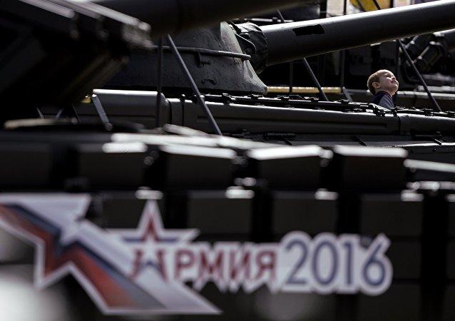 El Foro técnico-militar Army-2016
