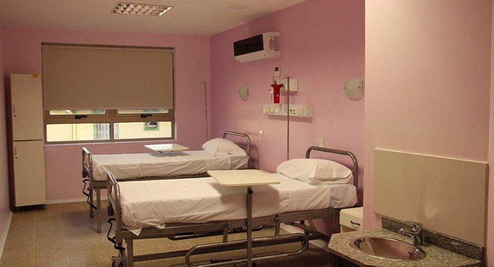 Un hospital en Uruguay