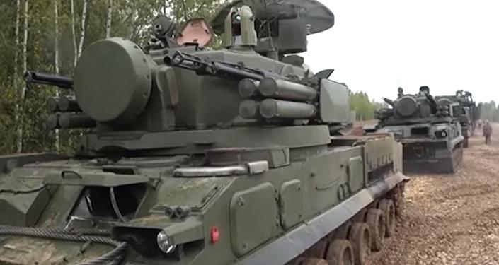Rusia muestra su músculo militar en el Army 2016