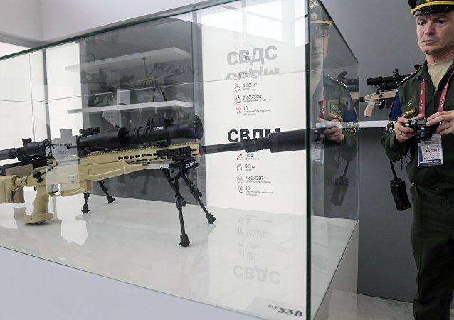 El armamento nuevo de Kalashnikov